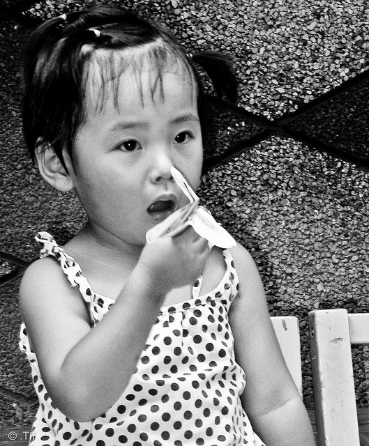 Child in China