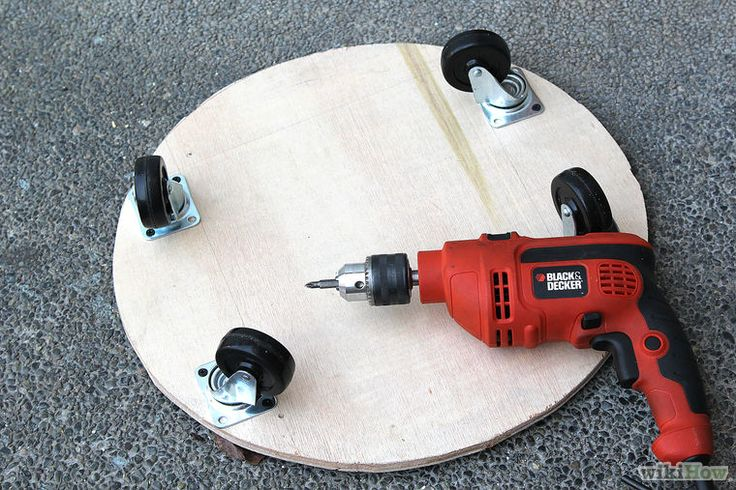 How To Make A Tire Foot Stool 14 Steps With Pictures Wikihow Hair Pinterest Stools