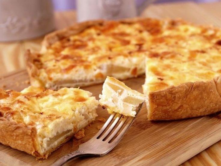 Μαμαδίστικη συνταγή για πανεύκολη τυρόπιτα χωρίς φύλλο!