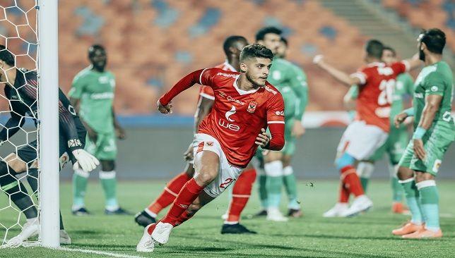 تشكيلة النادي الأهلي المصري في مباراة اليوم ضد بلاتنيوم الزيمبابوي