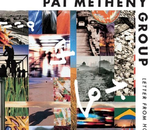 "Pat Metheny Group's ""Letter from Home"" is an album released on June 29 1989. TODAY in LA COLLECTION RVJ >> http://go.rvj.pm/dlw"