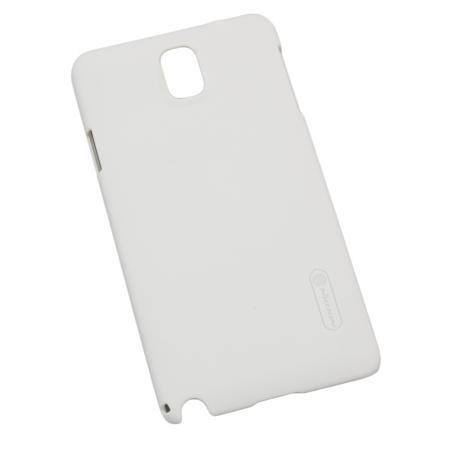 Чехол для Samsung N9000\N9005 Galaxy Note 3\Note 3 LTE Nillkin Super Frosted Shield белый  — 190 руб. —  Чехол Чехол для Samsung N9000\N9005 Galaxy Note 3\Note 3 LTE Nillkin Super Frosted Shield белый