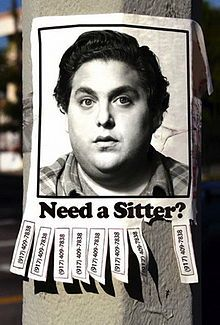 The Sitter - Wikipedia, the free encyclopedia