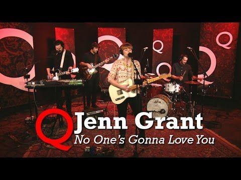 "Jenn Grant - ""No One's Gonna Love You"" (Live)"