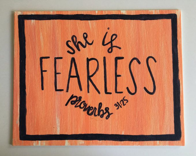 Scripture Wall Art She Is Fearless Proverbs 31 25 Canvas Wall Art Bible Verse Canvas Bible Vers Scripture Wall Art Bible Verse Canvas Bible Verse Decor