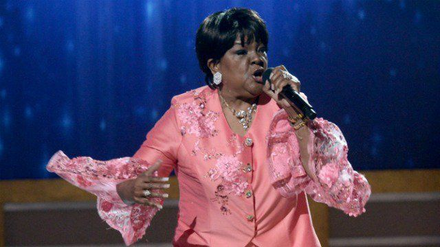 Shirley Caesar honored with a star on the Hollywood Walk of Fame ...