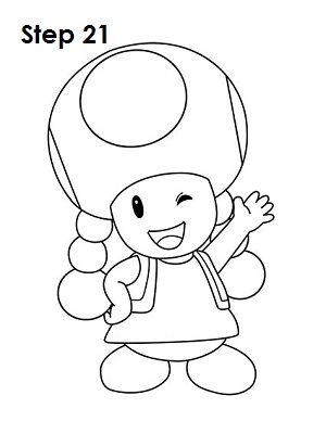 Toadette Silhouette Outlines Art Ideas In 2019 Outline