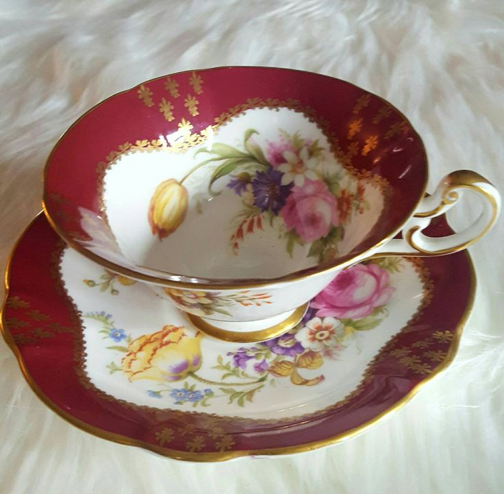 EBAY 1850 Foley cup and saucer