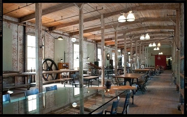Vintage Factory Furniture 21