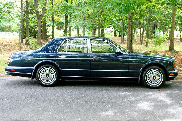 1999 Rolls-Royce Silver Seraph: image 1 0f 11 thumb