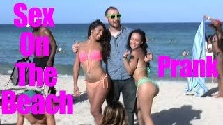 Sex On The Beach Prank!