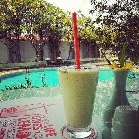 #smoothies #pool