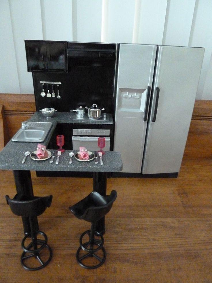 1000 Ideas About Barbie Kitchen On Pinterest Barbie