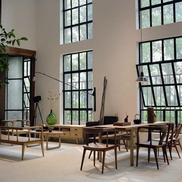 Gu Qu FNJI Furniture China/Remodelista