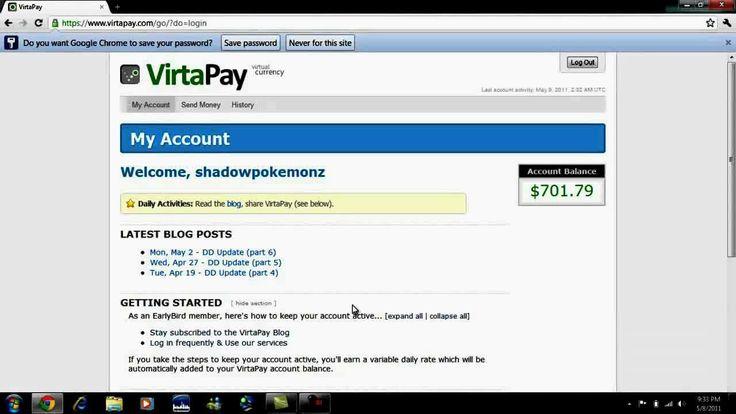 How to earn Money easily Using Virtapay