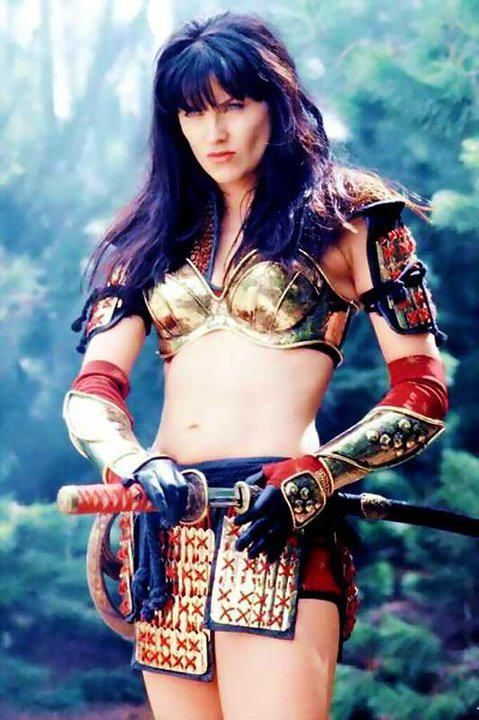Warrior Princess #xena