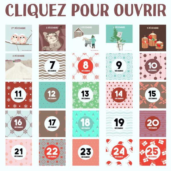 Calendrier de l'Avent : Nous sommes le 7 Décembre... Partagez chaque jour le calendrier de l'Avent sur votre mur pour le faire découvrir à vos amis ! www.merci-facteur.com #calendrierdelavent #avent #avent2016 #calendrier #decembre #hiver #noel #neige #calendar #december #winter #christmas #snow #adventcalendar #J7 #Jour7