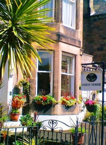 Edinburgh Guest House - The 4 Star AA and Scottish Tourist Board Rated Gil Dun in Edinburgh City center offering luxury B&B and quality cust...