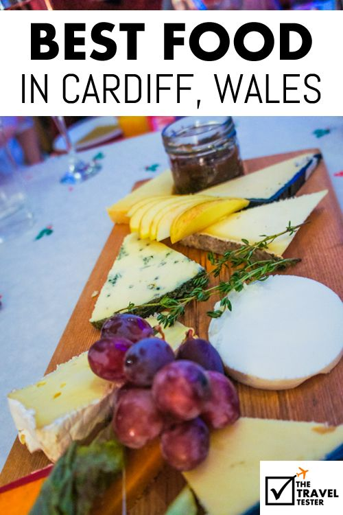 Not to Miss in Wales: 12 Bars, Cafes and Restaurants in Cardiff (only 2 hours from London!) | The Travel Tester