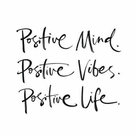 be positive.