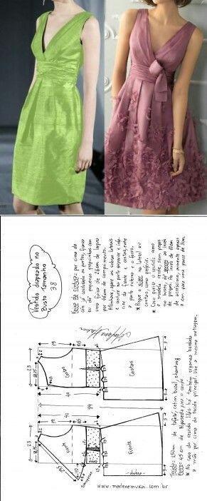Sewing dress...♥️ Deniz ♥️