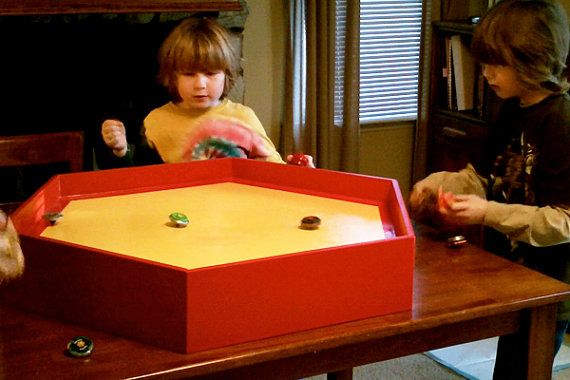 BEYBLADE Stadium DIY PDF Plans for Building Your by SaulsCreative