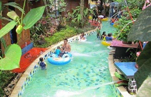 The Jungle Waterpark Wavepool