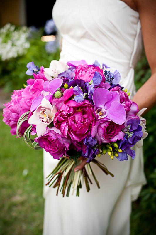 25  best ideas about fuschia wedding flowers on pinterest