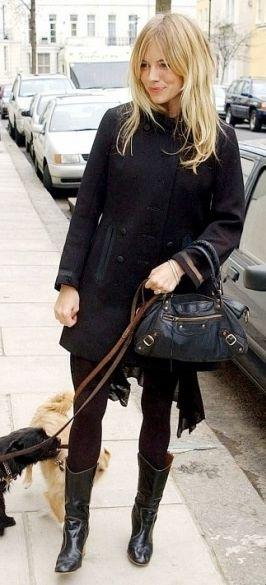 Sienna Miller - hair perfection