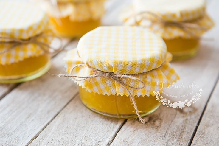 Domácí pomerančová marmeláda