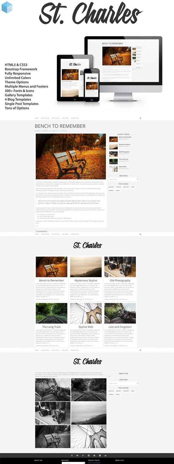 962 Best Wordpress Blog Themes Images On Pinterest Wordpress Blog