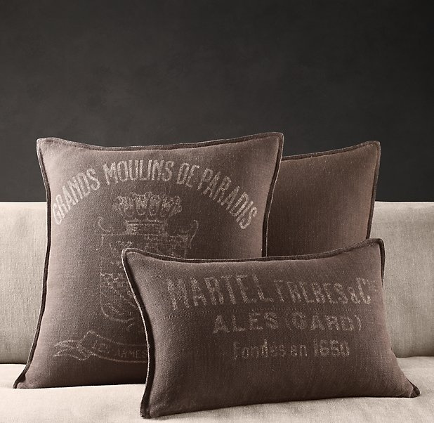 Restoration Hardware Pillows: 17 Best Images About Redecorating The Bedroom On Pinterest