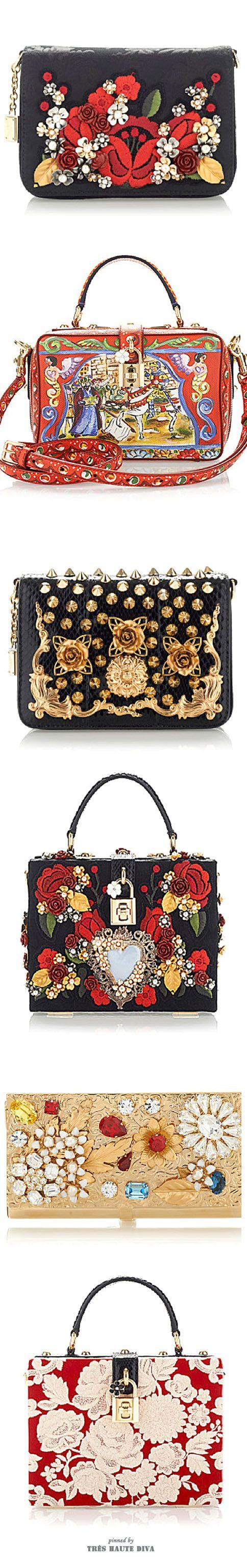 Dolce & Gabbana  Spring Summer 2015 ♔ Tres Haute Diva