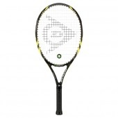 Competitive junior players will love the blend of power and control with the Biomimetic 500 Junior 25. Offering the same technologies as the Biomimetic 500, this racquet Aeroskin for better aerodynamics, HM6 Carbon for more stability and a Gecko-tac grip for increased tack. With a 100 square inch headsize and 255 grams strung weight, this is a good fit for competitive juniors 8 years and older.
