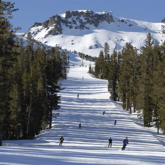 Mammoth Mountain #CAsnow http://www.visitcalifornia.com/attraction/winter-mammoth