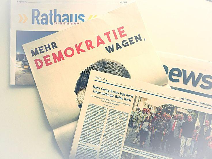 Zeitungsdruck in allen Formaten - Berliner Format, Rheinisches Format, Nordisches Format
