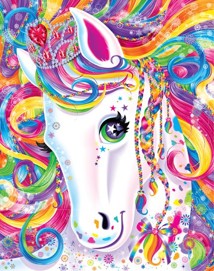 Majesty.  I simply ADORE Lisa Frank's line of school supplies.  I'm thrilled to be able to buy these for my daughter who enjoys them as much as I did when I was her age.