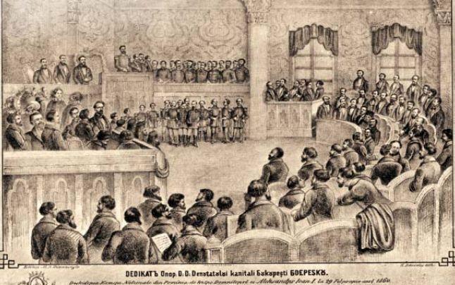 În Parlament, Legea secularizării a trecut cu majoritate de voturi.