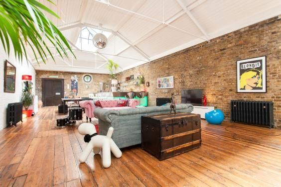 Such a cool living space