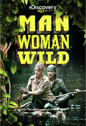 Ruth & Mykle Hawke. They represent a nice union between husband & wife. Man Woman Wild