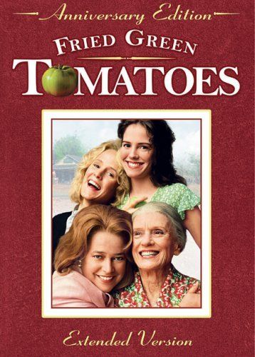 Fried Green Tomatoes (Extended Anniversary Edition) DVD ~ Kathy Bates, http://www.amazon.com/dp/B000EF5NAS/ref=cm_sw_r_pi_dp_D5ydqb0VC9NEMFilm, Great Movie, Kathy Bates, Greentomatoes, Book, Fries Green Tomatoes, Favorite Movie, Watches, Fried Green Tomatoes