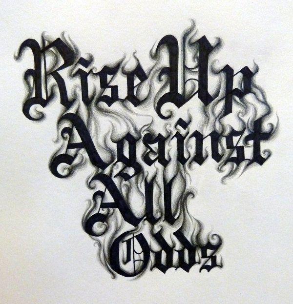 25 B Sta Id Erna Om Old English Font P Pinterest