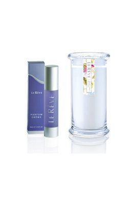 Le Reve Parfum Creme & Candle