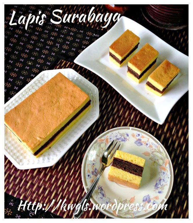 A healthier version of Indonesia Famous Layers cake or Victoria Sponge Cake Equivalent - Lapis Surabaya  #guaishushu  #kenneth_goh  #lapis_surabaya