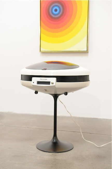 70s Space Age Weltron 2005 Flying Saucer Stereo Phonograph