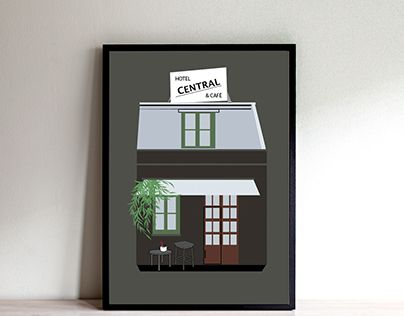 "Check out new work on my @Behance portfolio: ""Smallest hotel in Copenhagen. Flat design poster"" http://be.net/gallery/52742651/Smallest-hotel-in-Copenhagen-Flat-design-poster"