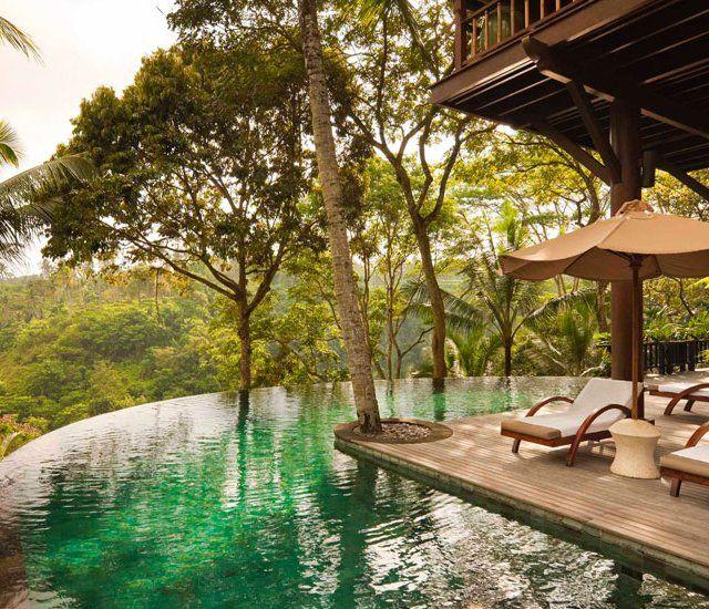 COMO Shambhala Estate @ Bali: Lounges Chairs, Como Shambhala, Dreams Vacations, Shambhala Estates, Swim Pools, Bali Resorts, Comoshambhala, Spa, Bali Indonesia