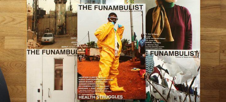 The Funambulist Magazine 07 Health Struggle - Future Flora