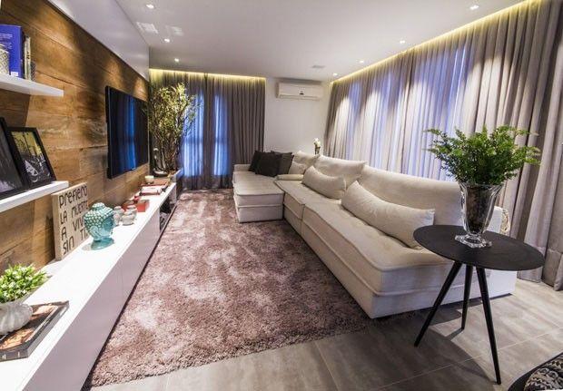 Apartamento de casal jovem (Foto: Alexandre Zelinski/Divulgação)