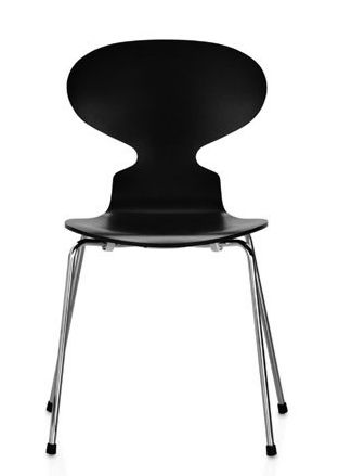 I am a sucker for the design of the Ant Chair! :) Ant Chair - Arne Jacobsen_ 1970